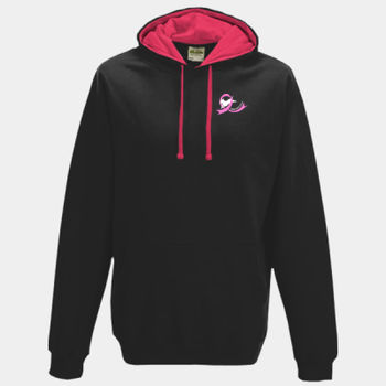 Agility Against Cancer - Agility Against Cancer Varsity hoodie Thumbnail